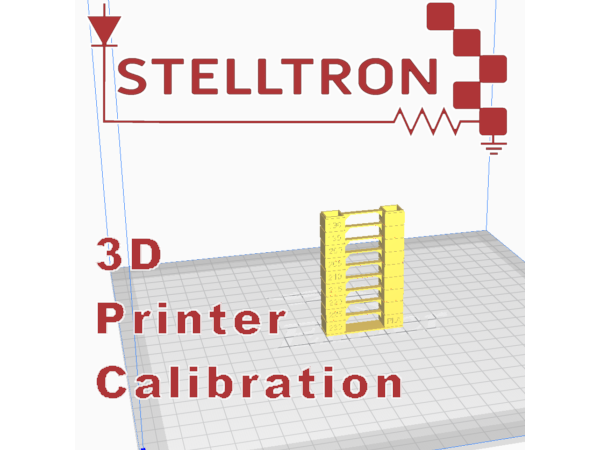3D printer Calibration