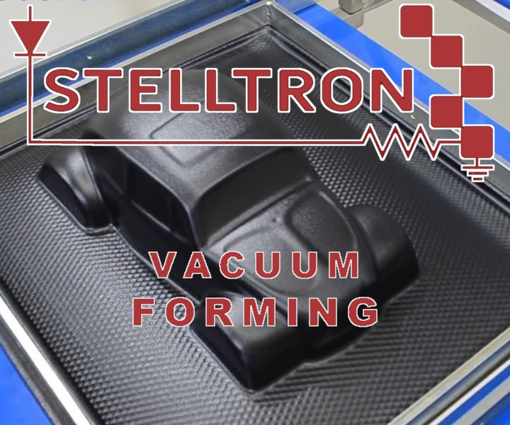 Vacuum Forming at Home: What I've Learned